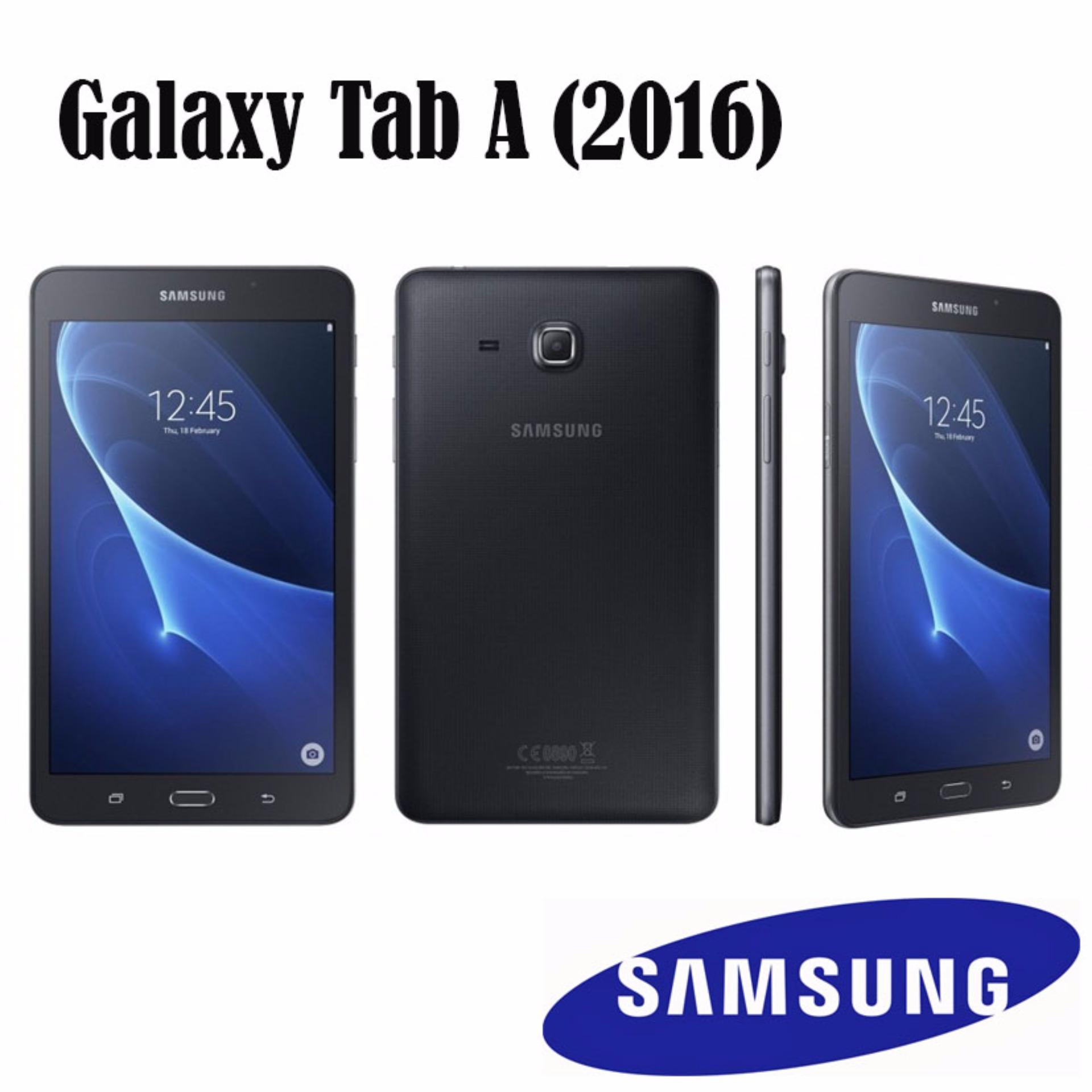 Samsung Galaxy Tab A 7.0 (2016) / T285 / 8 GB ROM / 1.5 GB RAM / Export set / 1mth Warranty