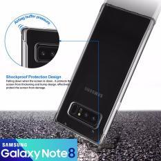 1x Samsung Galaxy Note 8 Air-Cushion TPU Clear