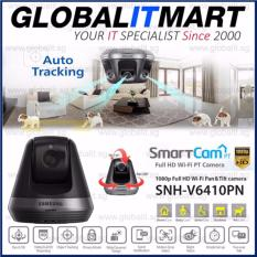 Samsung SNH-V6410PN Smartcam Full HD Pan & Tilt Object Tracking WiFi IP Camera