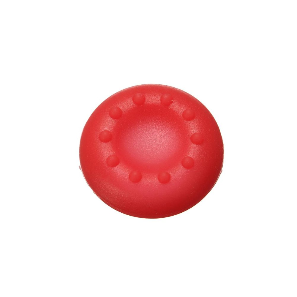 Silicone Analog Controller Thumb Stick Grips Caps Covers thumbstick grips for Xbox360/Xbox One/PS3/PS4 Controller Red – intl