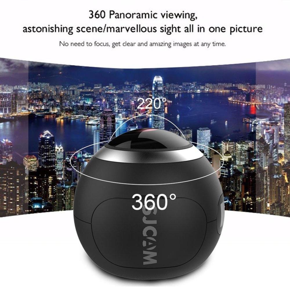 SJCAM SJ360 Panoramic Motion Camera 360 Degree VR Camera Special Sport Camera – intl