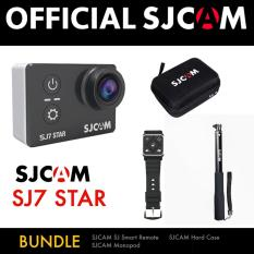 SJCAM SJ7 Star (Black) Bundle