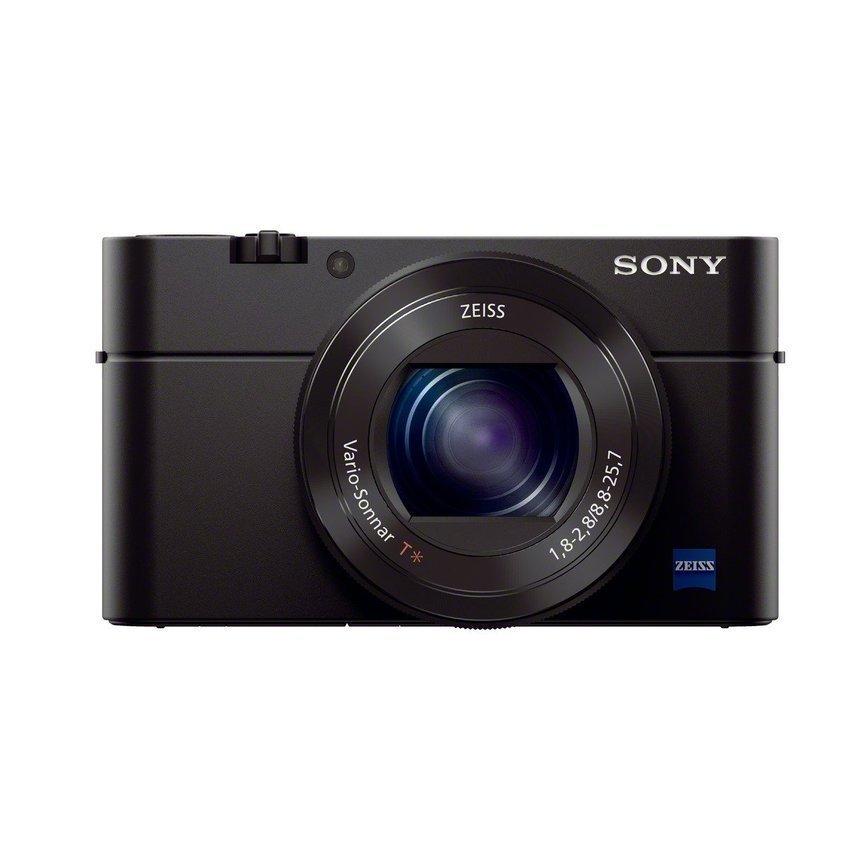 Sony DSC-RX100M3 20.1MP Cyber-shot Digital Camera Black (Warranty)