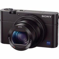 Sony DSC-RX100M3 20.1MP Cyber-shot Digital Camera Black (Warranty)