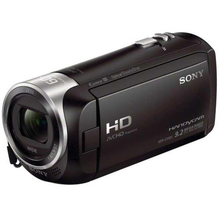 Sony HDR-CX405 2.3MP Handycam (Black)