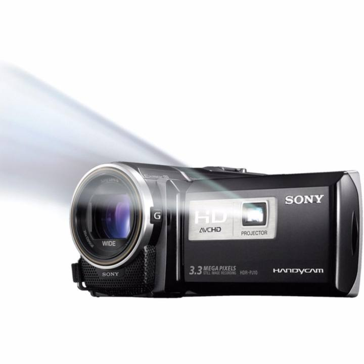 SONY HDR-PJ10E (EXPORT)