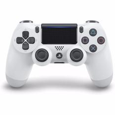 Sony Official New DualShock 4 CUH-ZCT2 Series Wireless Controller for PS4 – Glacier White
