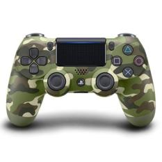 Sony Official New DualShock 4 CUH-ZCT2 Series Wireless Controller for PS4 – Green Camouflage