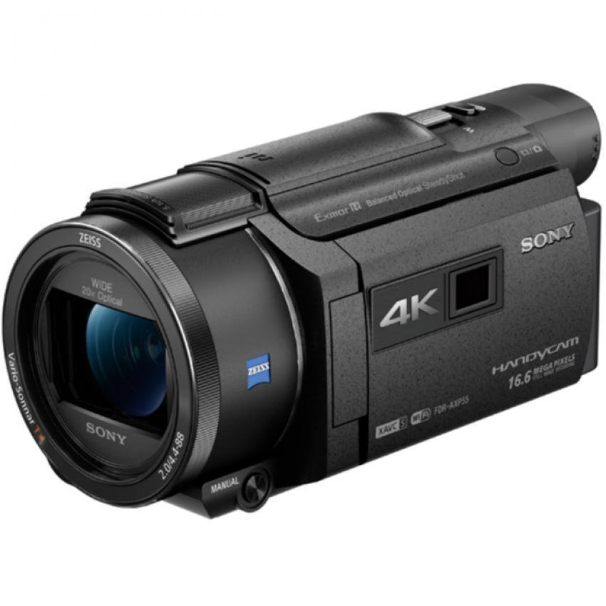 Sony Singapore AXP55 4K Handycam® with Built-in projector