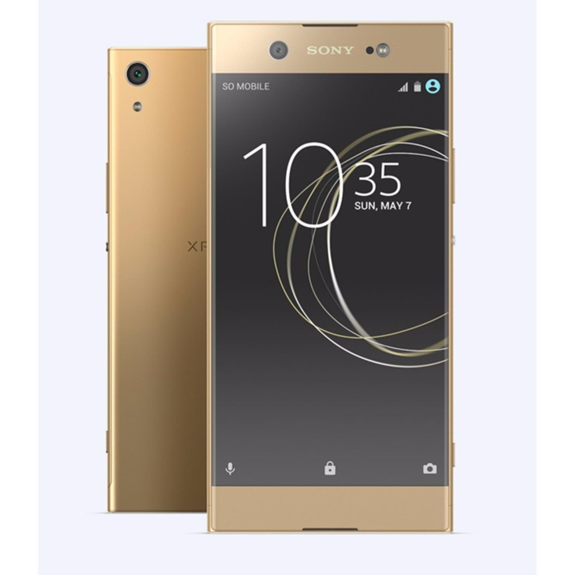 Sony Xperia XA1 Ultra 64GB / 4GB Ram (Gold) – 2017 Best Seller