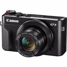 (Special Offer) Canon Powershot G7X Mark II (2 x 16GB SD Card)(Black)