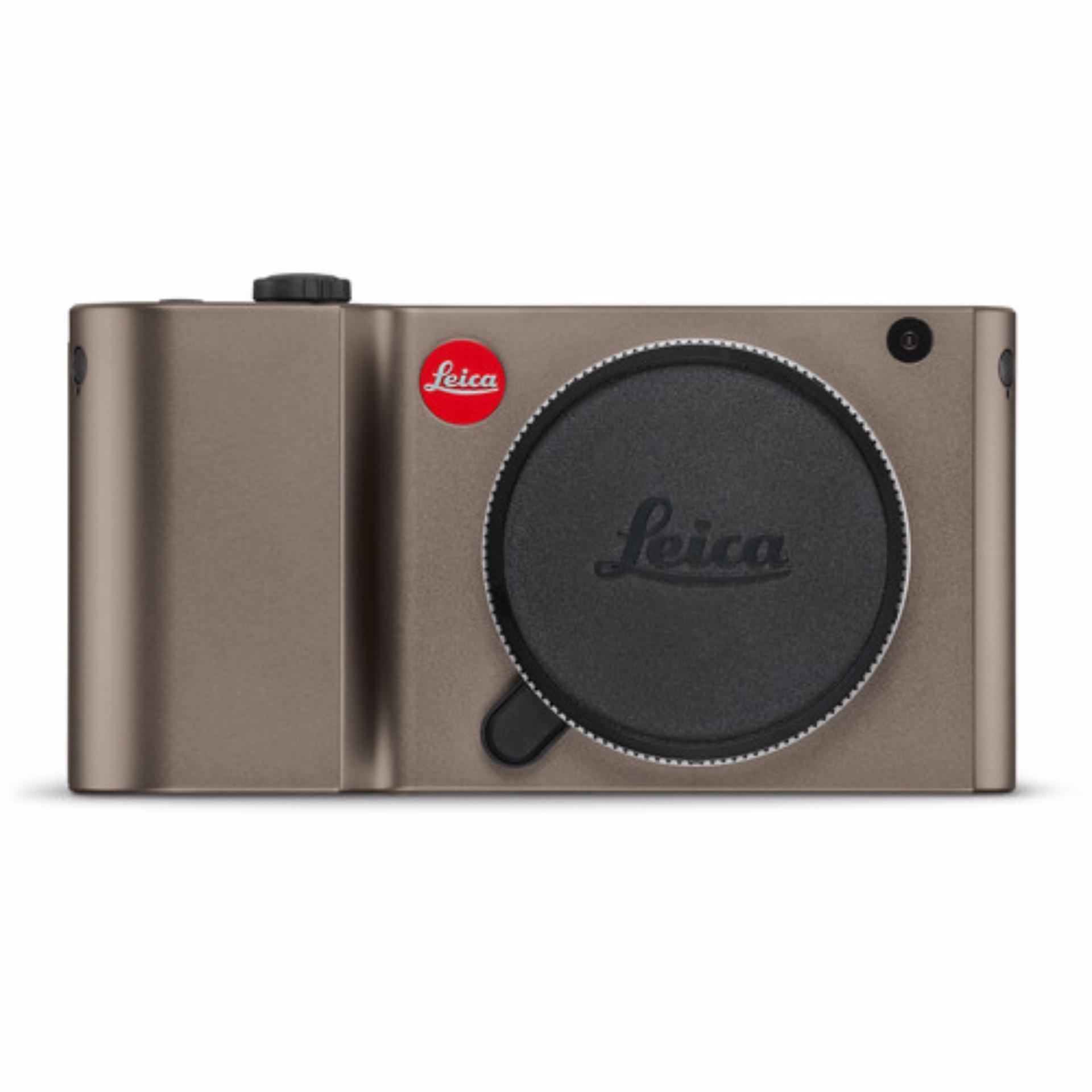 (Special Price) Leica TL Mirrorless Digital Camera (Titanium)