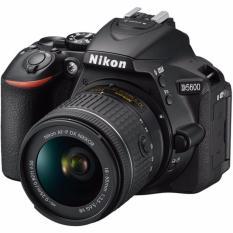 (Special Price) Nikon D5600 Kit (AF-P DX Nikkor 18-55mm F3.5-5.6G VR) (2 x 16GB SD Card, 1 x Bag)