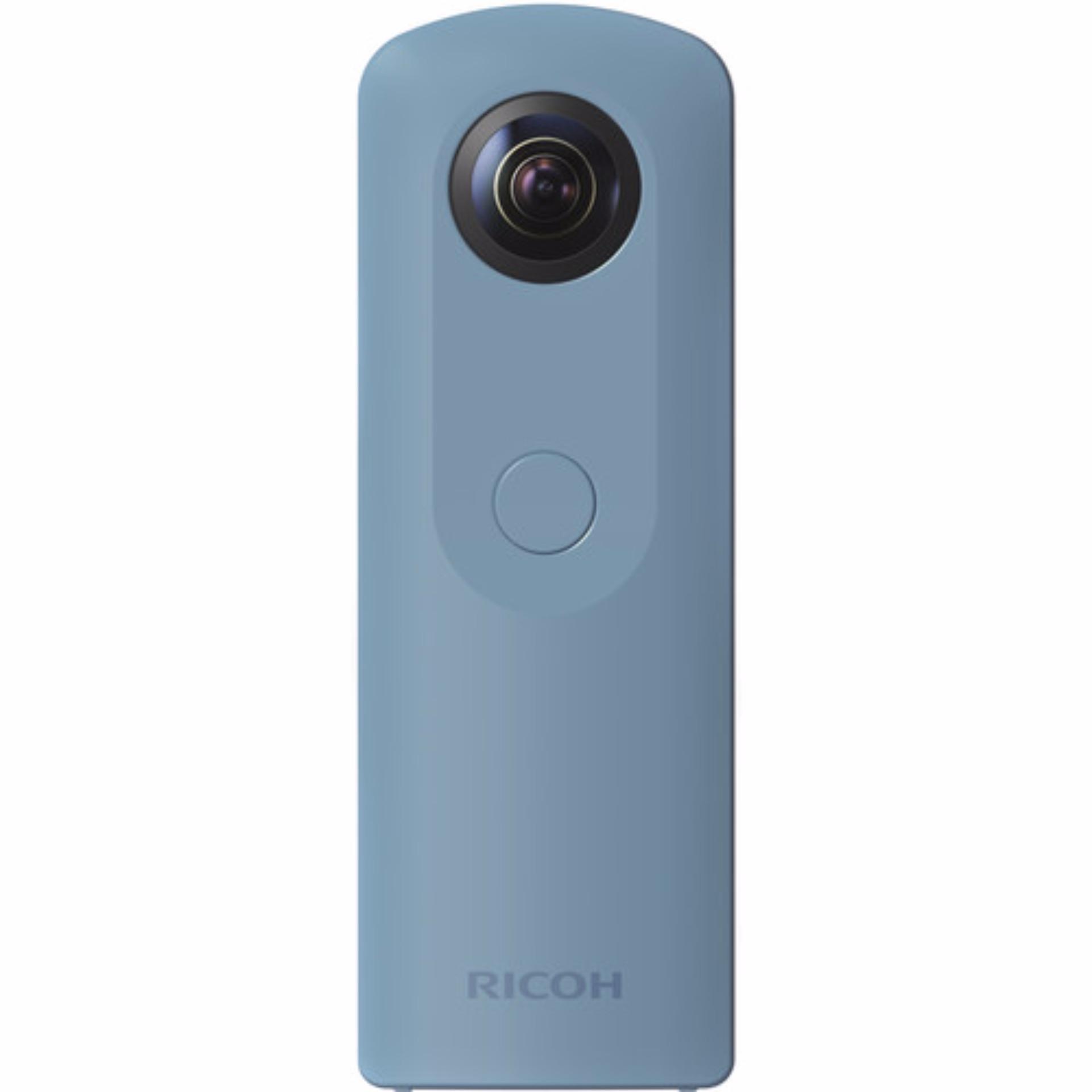 (Special Price) Ricoh Theta SC 360° Camera (Blue)