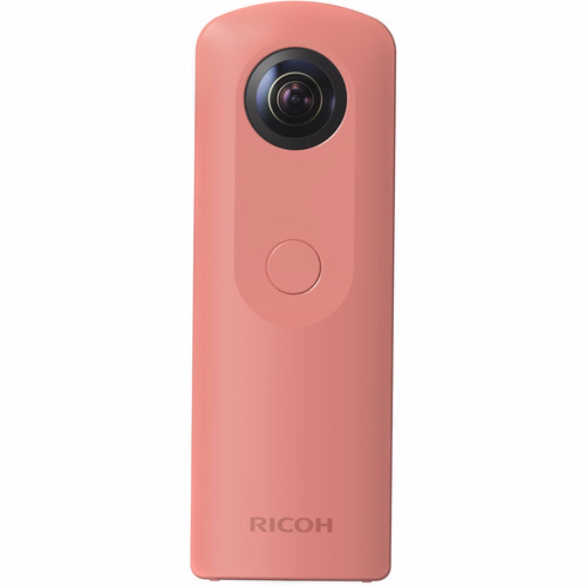 (Special Price) Ricoh Theta SC 360° Camera (Pink)