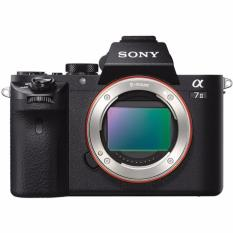(Special Price) Sony ILCE-7M2 (A7 II) Body (Black) (Free: 1 x 64GB SD Card, 1 x Case, 1 x Screen Protector, Add 1 x NP-FW50 Battery)