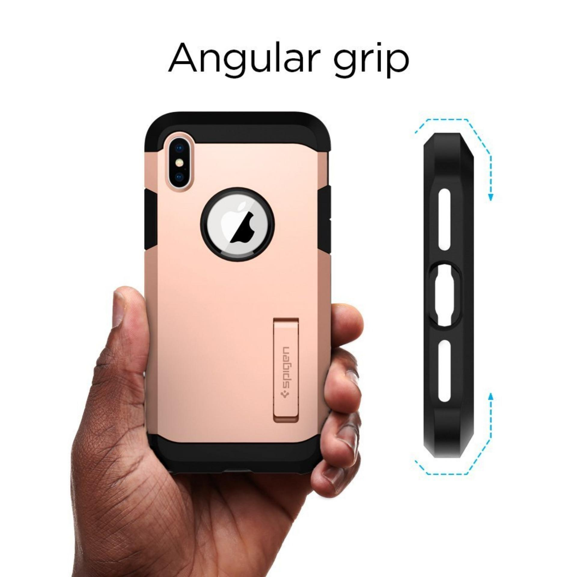 Spigen iPhone X Case Tough Armor