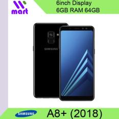 (Telco) Samsung A8+ (2018) 6GB 64GB