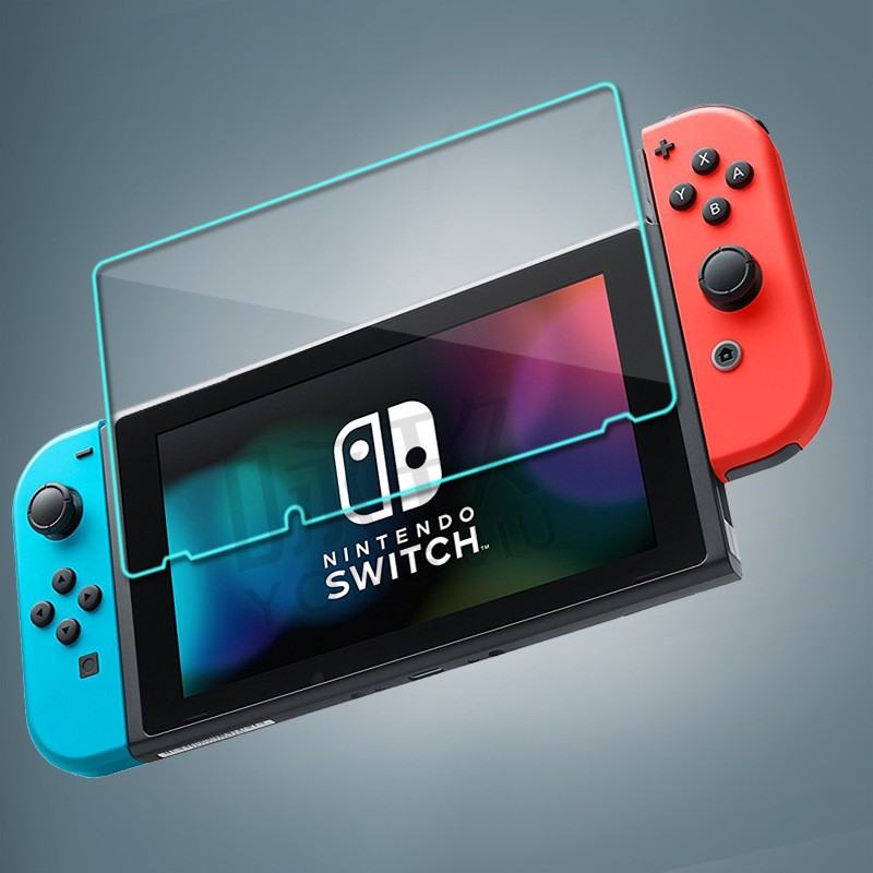 Tempered Glass for Nintendo Switch 9H Ultra-thin Protective Film Explosion-proof Screen Protector Nintend Switch Glass Game Protective Film – intl