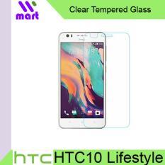 Tempered Glass Screen Protector (Clear) For HTC 10 Lifestyle