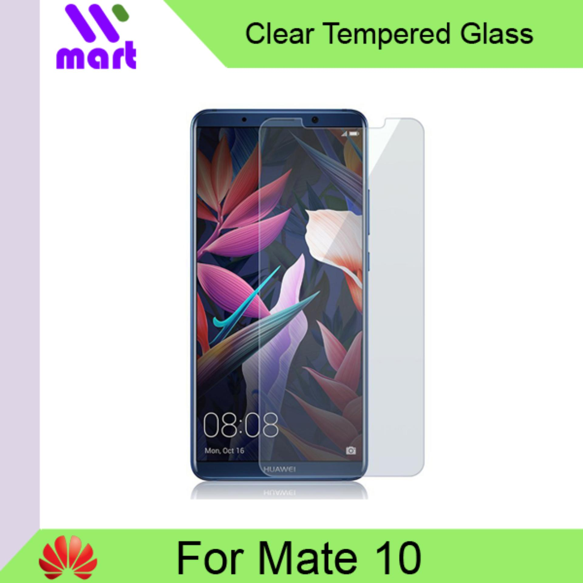 Tempered Glass Screen Protector (Clear) For Huawei Mate 10
