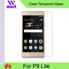 Tempered Glass Screen Protector (Clear) For Huawei P9 Lite