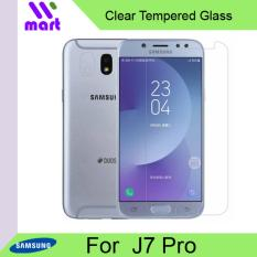 Tempered Glass Screen Protector (Clear) For Samsung Galaxy J7 Pro