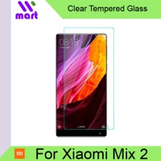 Tempered Glass Screen Protector (Clear) For Xiaomi Mi Mix 2