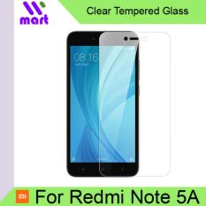 Tempered Glass Screen Protector (Clear) For Xiaomi Redmi Note 5A