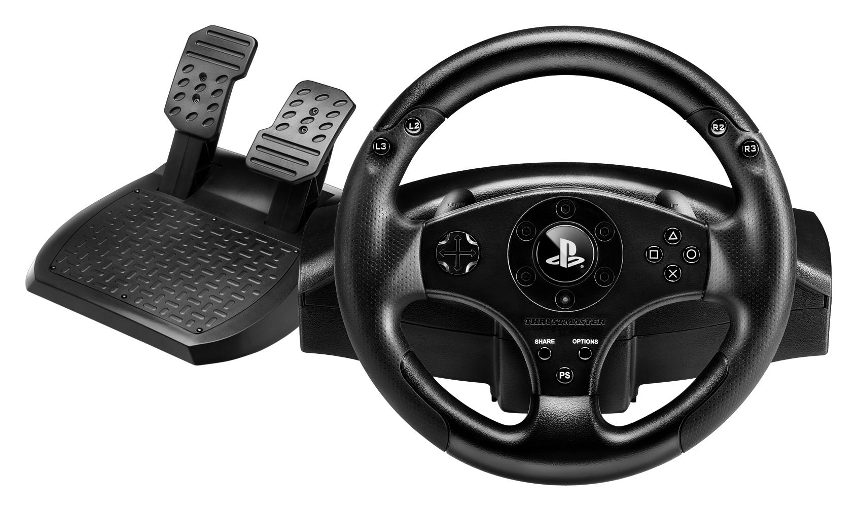 Thrustmaster T80 Racing Wheel (PC/PS3/PS4)