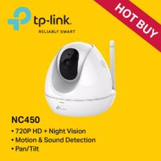 TP-LINK NC450 HD Pan Tilt Wi-Fi Camera NIGHT VISION