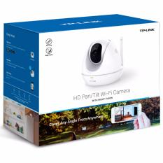 TP-Link NC450 HD Pan/Tilt Wi-Fi Camera WITH NIGHT VISION(White No Storage)