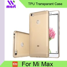TPU Transparent Soft Case for Xiaomi Mi Max