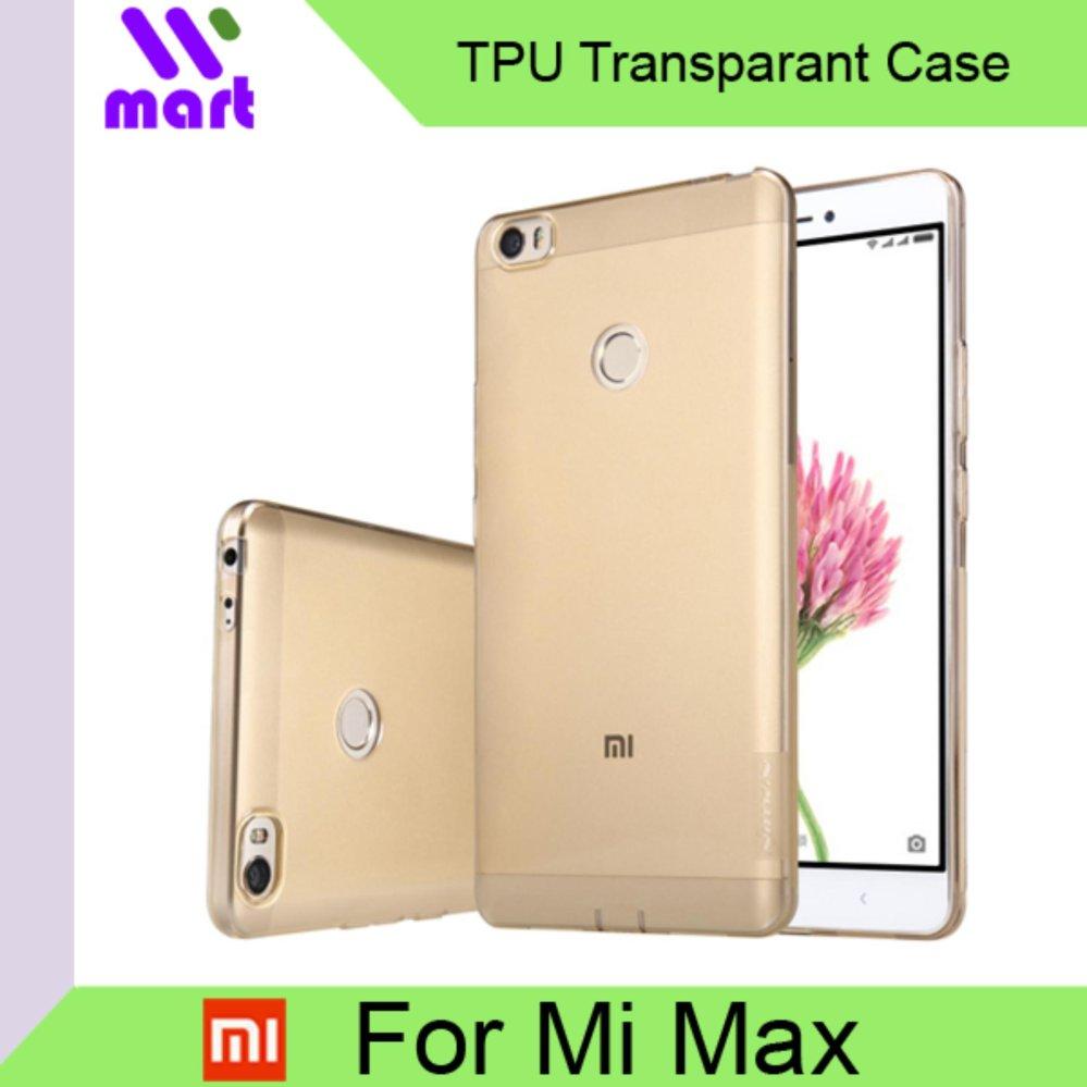 TPU Transparent Soft Case for Xiaomi Mi Max