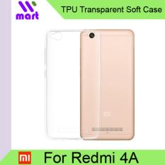 TPU Transparent Soft Case for Xiaomi Redmi 4A