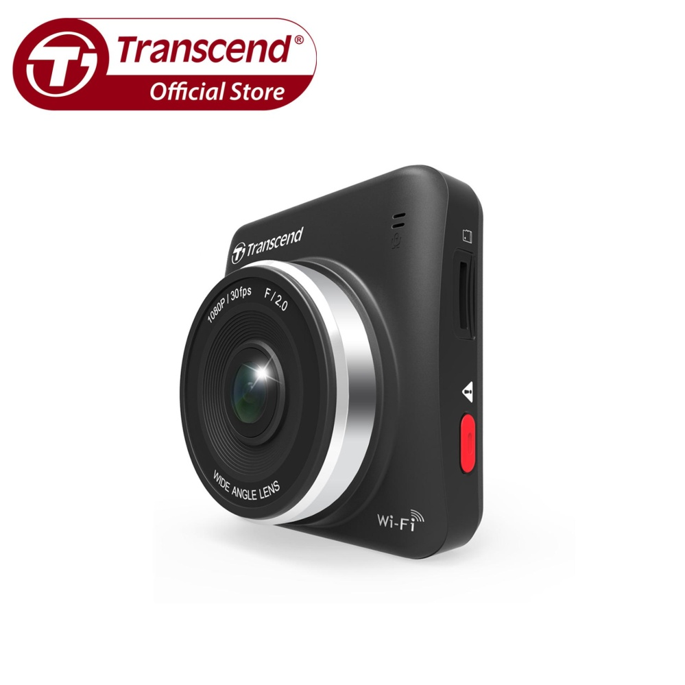 Transcend DrivePro 200 16GB Car Video Recorder with Built-In Wi-Fi w/ Suction mount