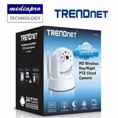 TRENDnet HD Wireless Day/Night PTZ Cloud Camera (TV-IP862IC )