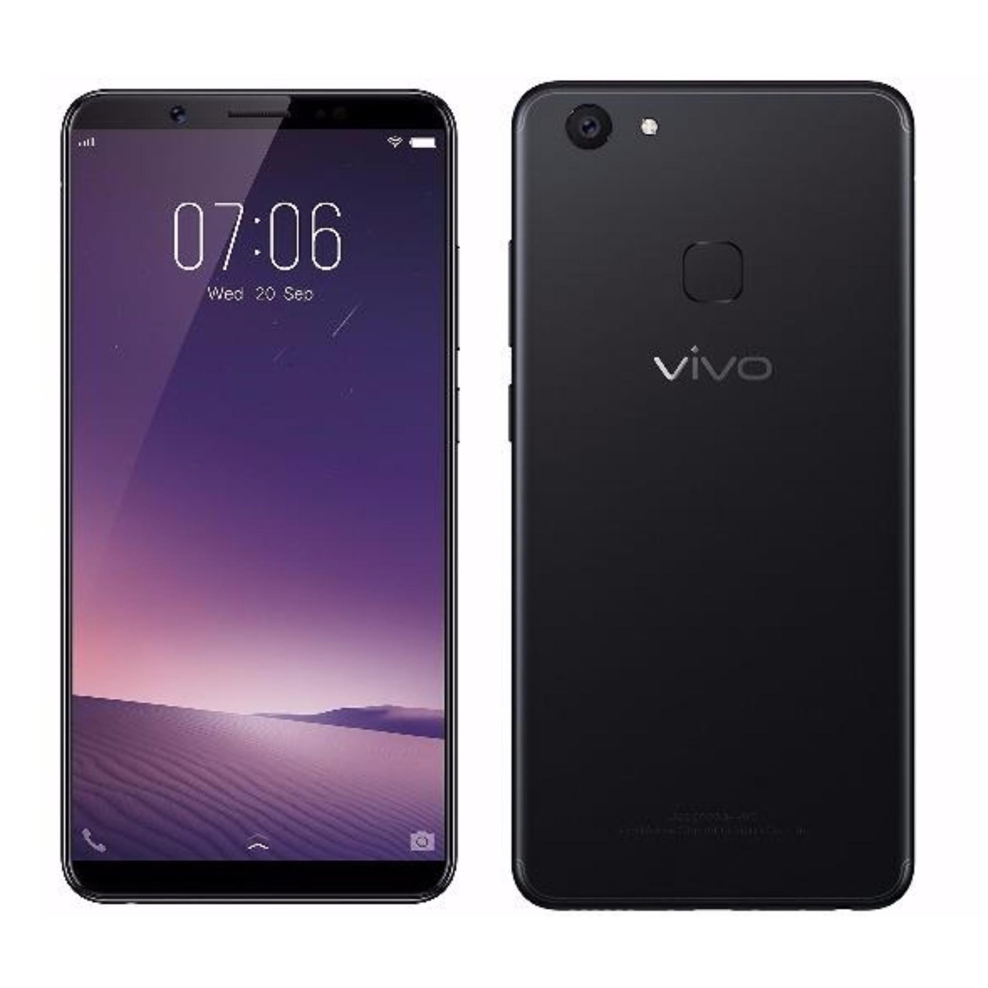 VIVO V7 Plus 4G (4GB + 64GB) – MATTE BLACK