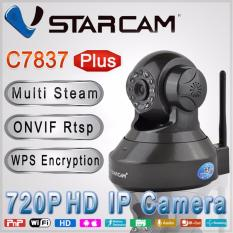 Vstarcam 720P HD Wireless IP Camera CCTV Camcorder C7837WIP Plus Black