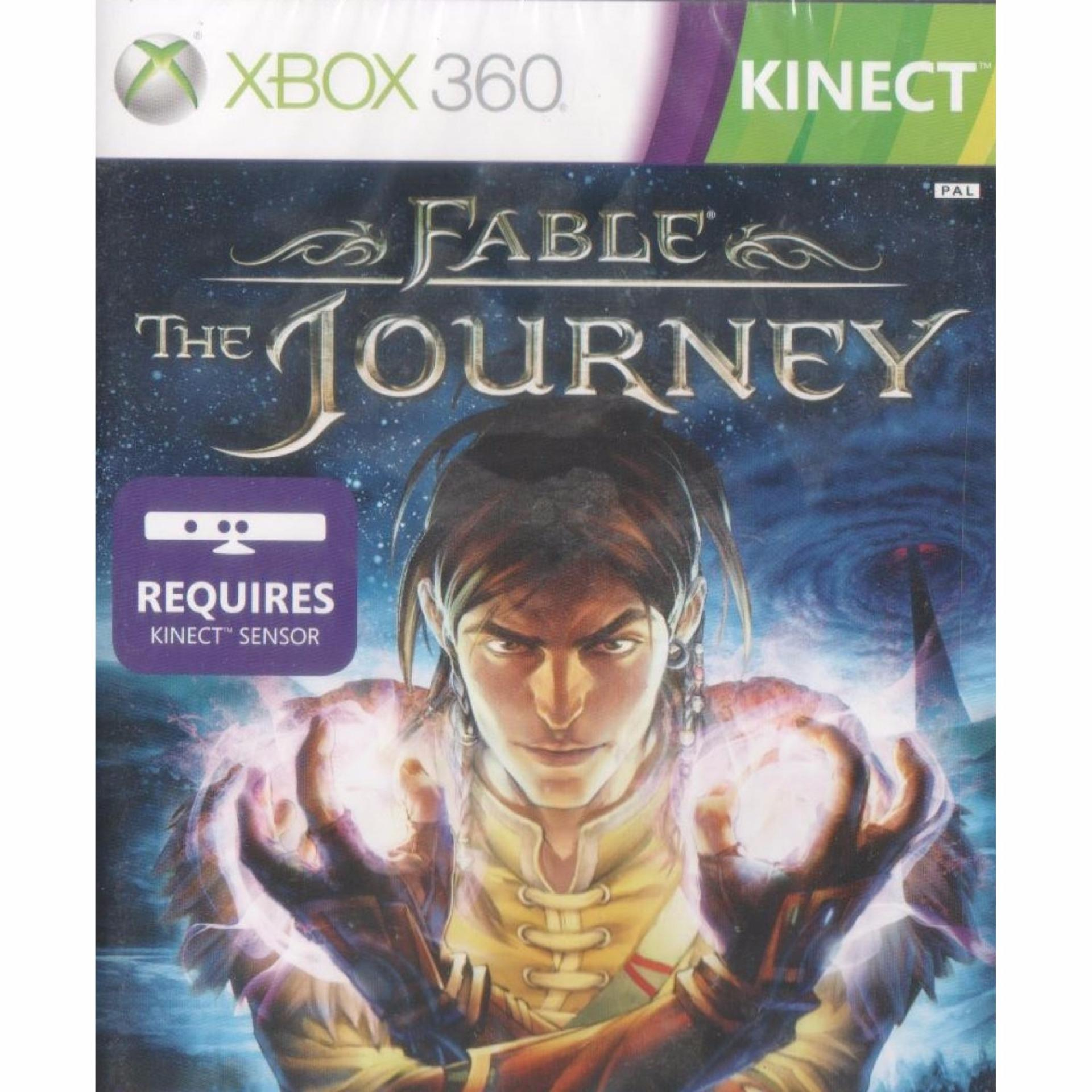 X360 FABLE THE JOURNEY (NTSC-J)
