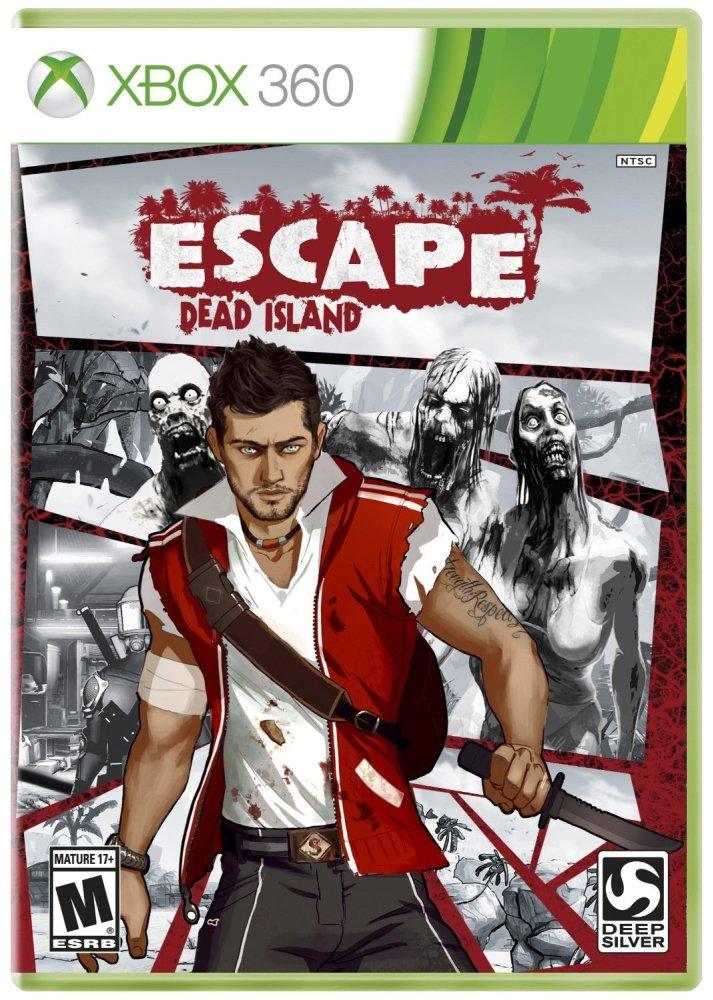 XBox 360 Escape Dead Island / NTSC-J (English)