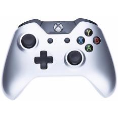 XBOX 360 WIRELESS CONTROLLER SILVER REFURBISHED (FOR EXPORT)