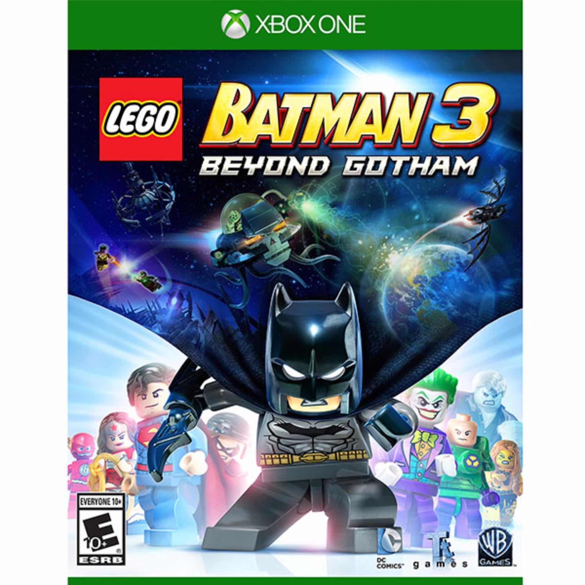 Xbox One Lego Batman 3 Beyond Gotham