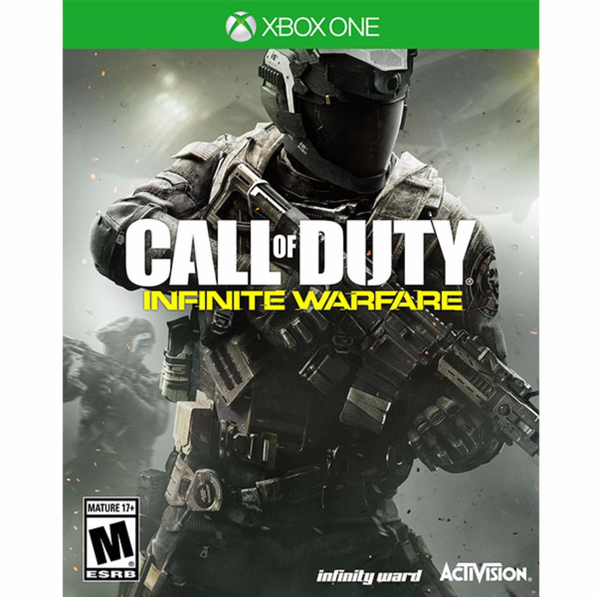 Xbox One Call of Duty Infinite Warefare