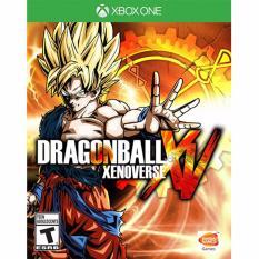 Xbox One Dragon Ball Xenoverse XV