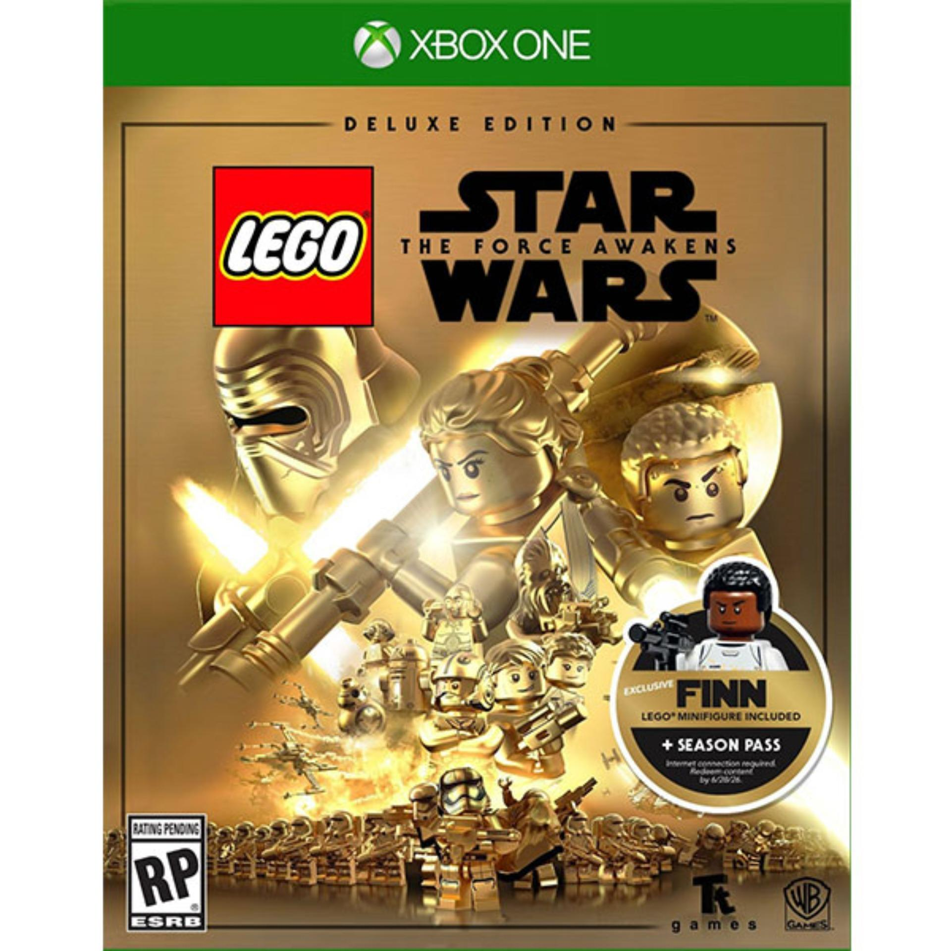 Xbox One Lego Star Wars: The Force Awakes Deluxe Edition