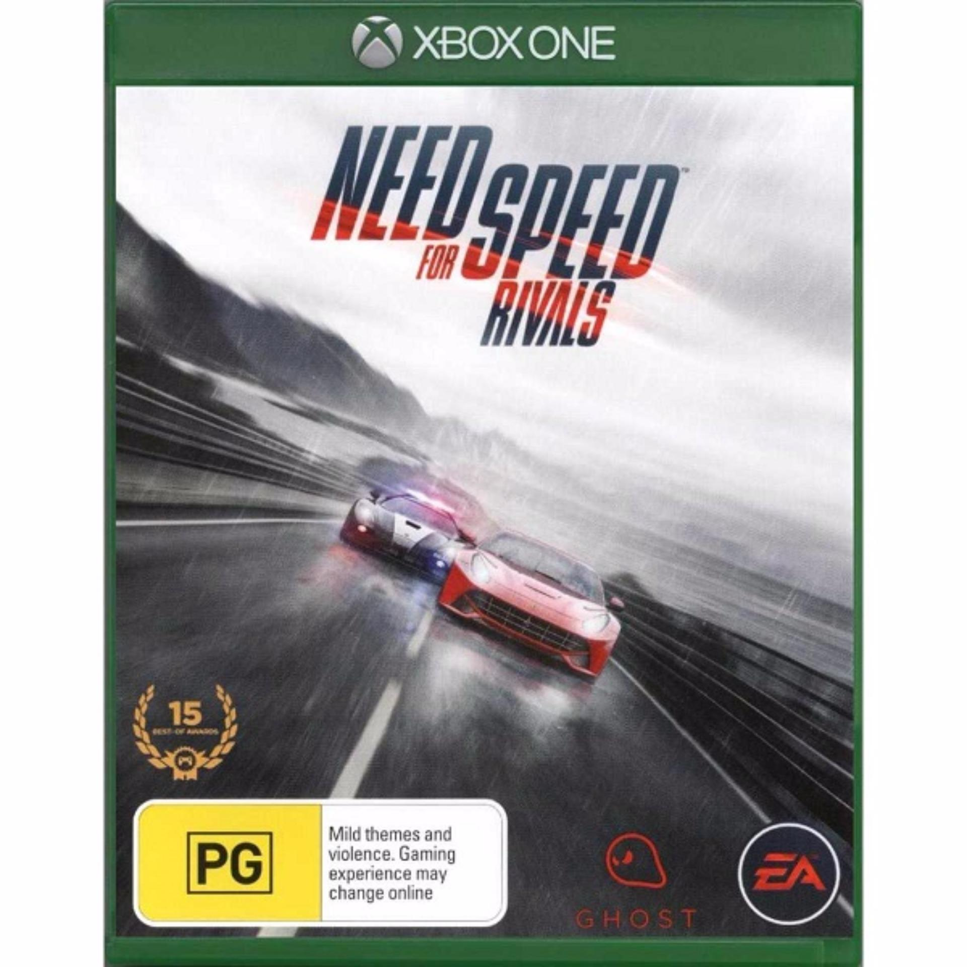 [Xbox One] Need for Speed Rivals
