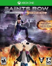 XBox One Saints Row IV: Re-Elected + Gat out of Hell (English)