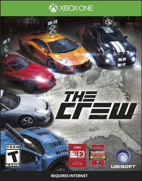 XBox One The Crew (English)
