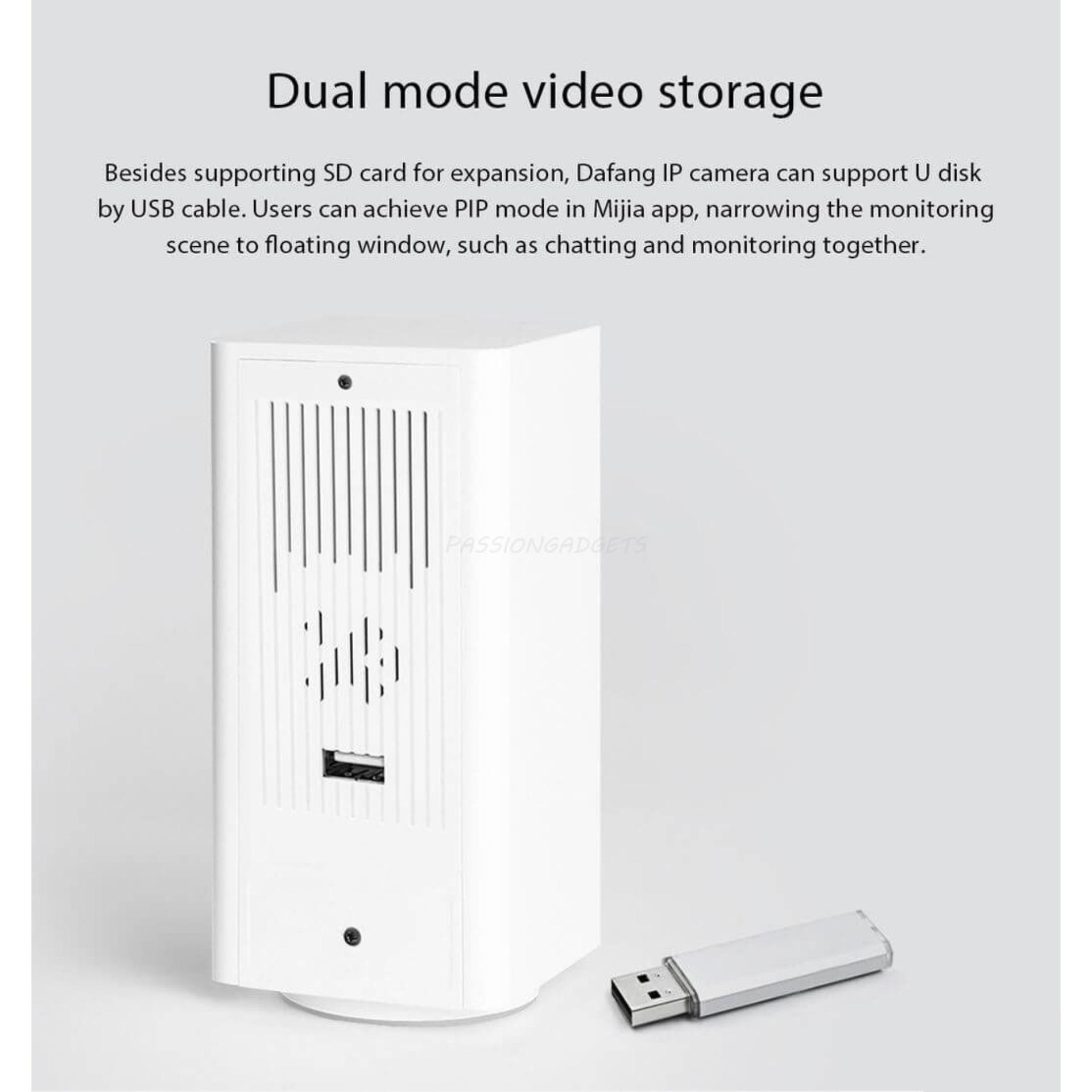 Xiaomi Dafang Home 1080P HD Camera